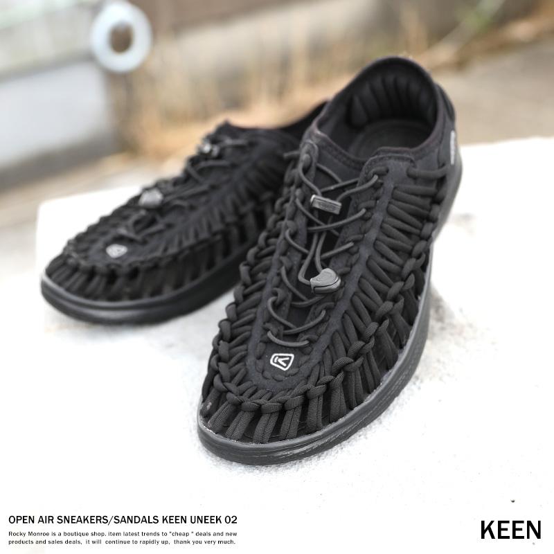 【送料無料】【KEEN/キーン】KEEN UNEEK O2/ユニークオーツー◆9026