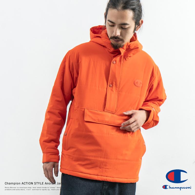 【送料無料】【Champion/チャンピオン】ACTION STYLE Anorak Jacket◆9134