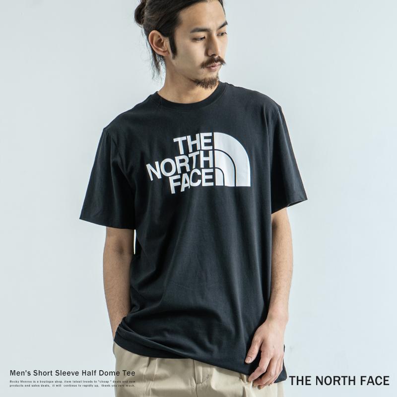 【THE NORTH FACE/ザ・ノースフェイス】 Men's Short Sleeve Half Dome Tee◆9305