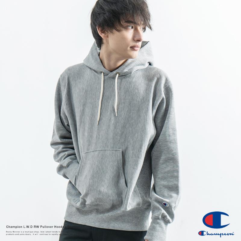 【送料無料】【Champion/チャンピオン】L.W.D RW Pullover Hooded Sweatshirt◆9353
