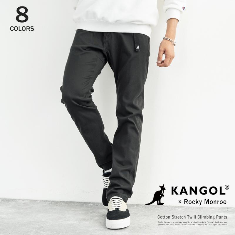 KANGOL×Rocky Monroe別注 クライミングパンツ◆9596