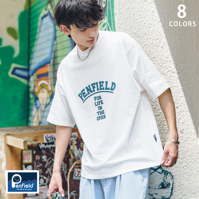 【PENFIELD/ペンフィールド】PENFIELD SS Tee◆9987