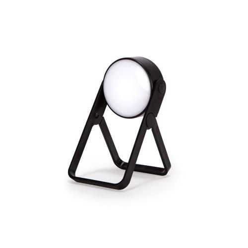 360度回転するLEDスポットライト。