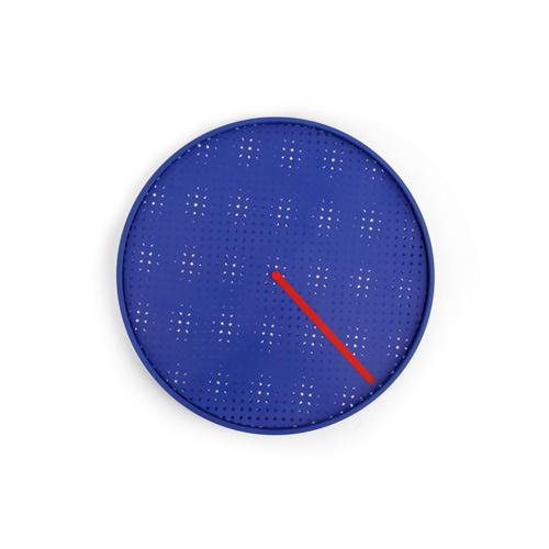 グラフィックデザイナー、ミルトングレイザーによるユニークな時計。