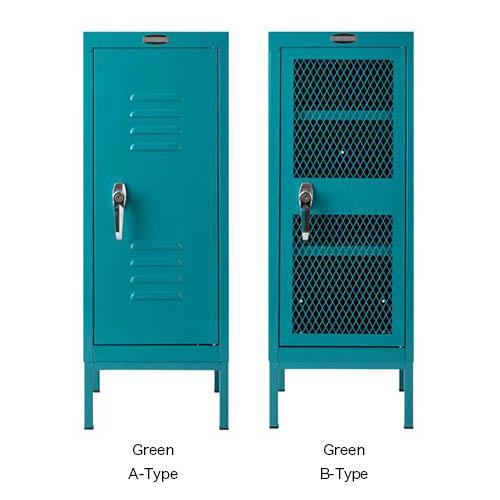キャストアイアン製の扉や壁に取り付けられるキーボックス。