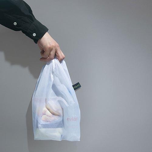 コンビニエンスストア用マイバッグ。