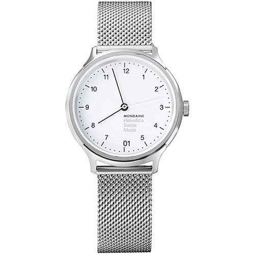 スイスモンディーン社の腕時計。
