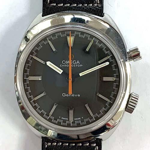 OMEGAアンティーク腕時計。