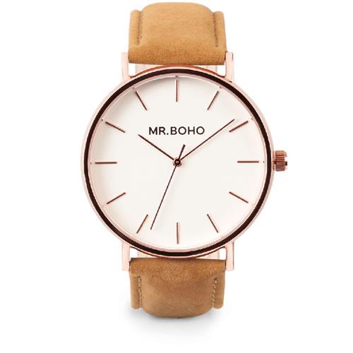 スペイン生まれの腕時計。