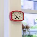 快適な温度と湿度が一度に確認できる計量器。