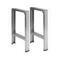 お好きなサイズ、素材の天板を使い作業台ををDIYできるEBCO社のワークベンチキット。