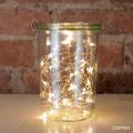 ワイヤー製LEDデコレーションライト。