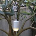 アウトドアやキャンプにも使用できるポータブルライト