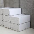 アナハイムアーカイブボックスは、スニーカーやCD、書類、ユーティリティに使える収納ボックス。