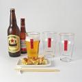 イギリスと日本の文化が融合した、乙なパイントグラス