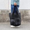 頑丈な作りのショッピングバッグ