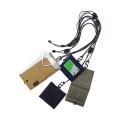 マスク、IDカード、電子マネーなどを収納できるカード&マスクホルダーです。
