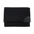 アクティブなオフタイムに必要最小限を機能的に収納する小型財布です。