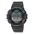 CASIOデジタルメンズ腕時計逆輸入モデル。