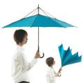 雨の日の不快を解消する、まったく新しい傘の誕生です!