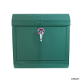 開閉式のレバーでキーロックタイプの「Mail box」。