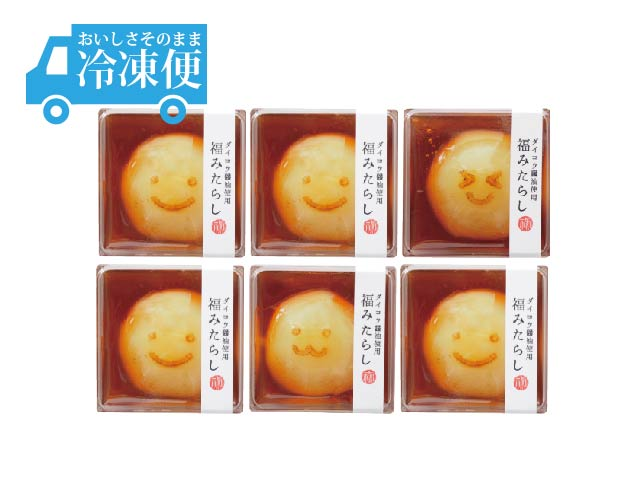 【冷凍】福みたらし6個
