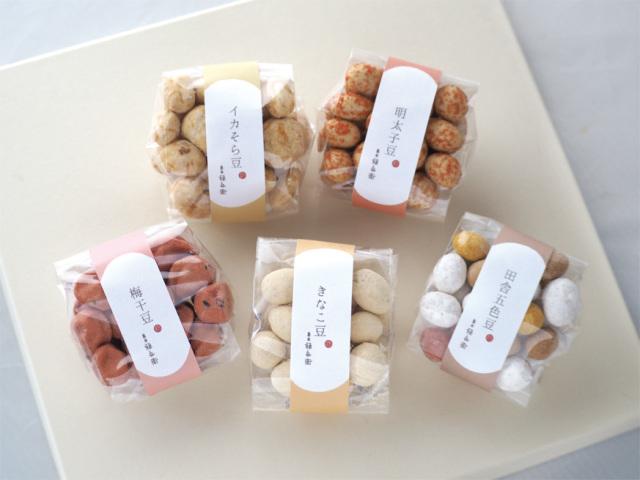 豆菓子パッケージ画像1