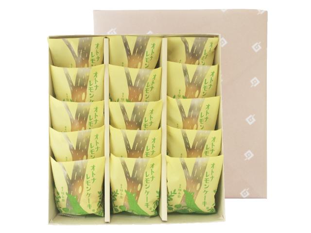 オトナレモンケーキ15個箱