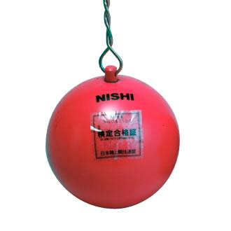 ニシスポーツ(NISHI) ハンマー 7.26kg F202