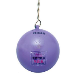 ニシスポーツ(NISHI) ハンマー 6.0kg F241