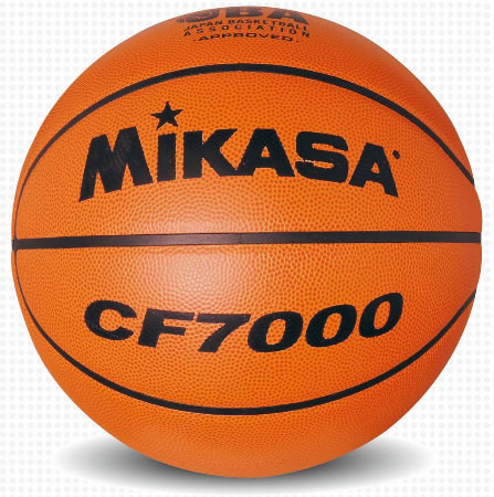 ミカサ バスケットボール検定球7号 CF7000