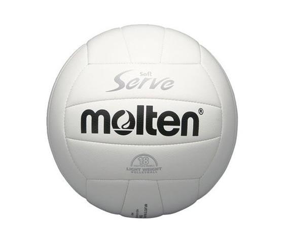 モルテン ソフトサーブ 軽量バレーボール
