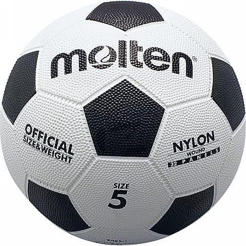 モルテン 亀甲サッカーボール5号 F5W