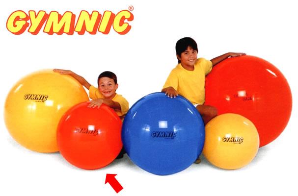 ギムニクボール (55cm・赤)