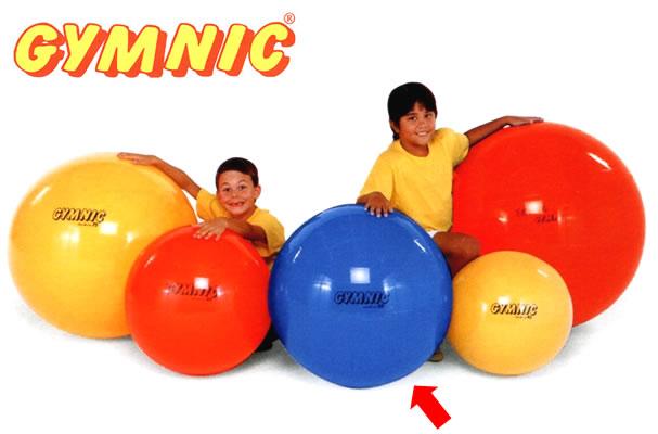 ギムニクボール (65cm・青)