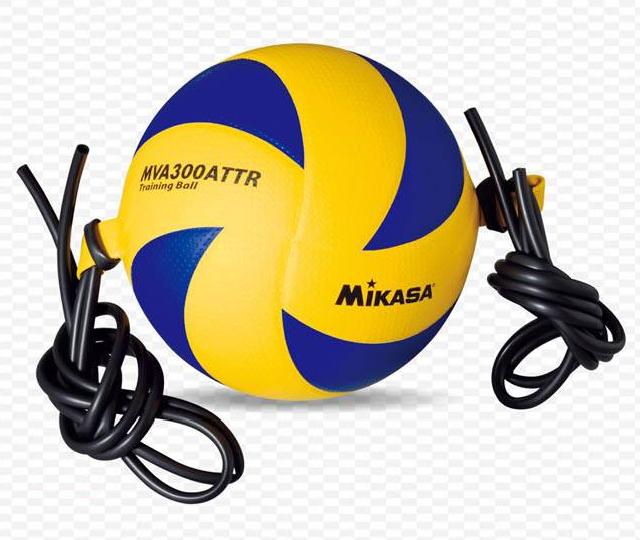 【ミカサ・MIKASA バレーボール】トレーニングボールMVA300