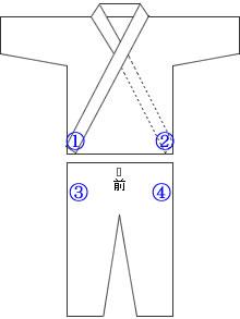 九櫻ネーム刺繍