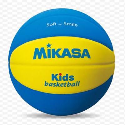 【ミカサ・MIKASAバスケットボール】キッズバスケットSB5YBL