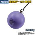 ハンマー 高校男子用・U20男子用 スチール 6.0kg NF241