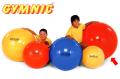 ギムニクボール バランスボール(85cm・赤)