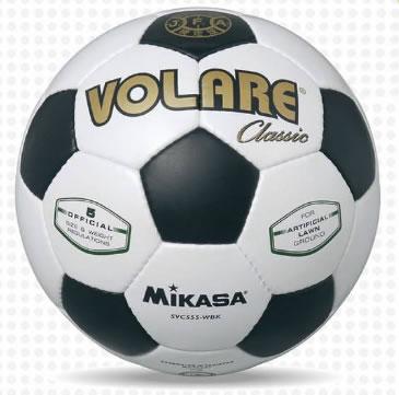 ミカサ サッカーボール SVC555-WBK