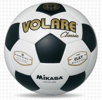 ミカサ サッカーボール SVC556-WBK