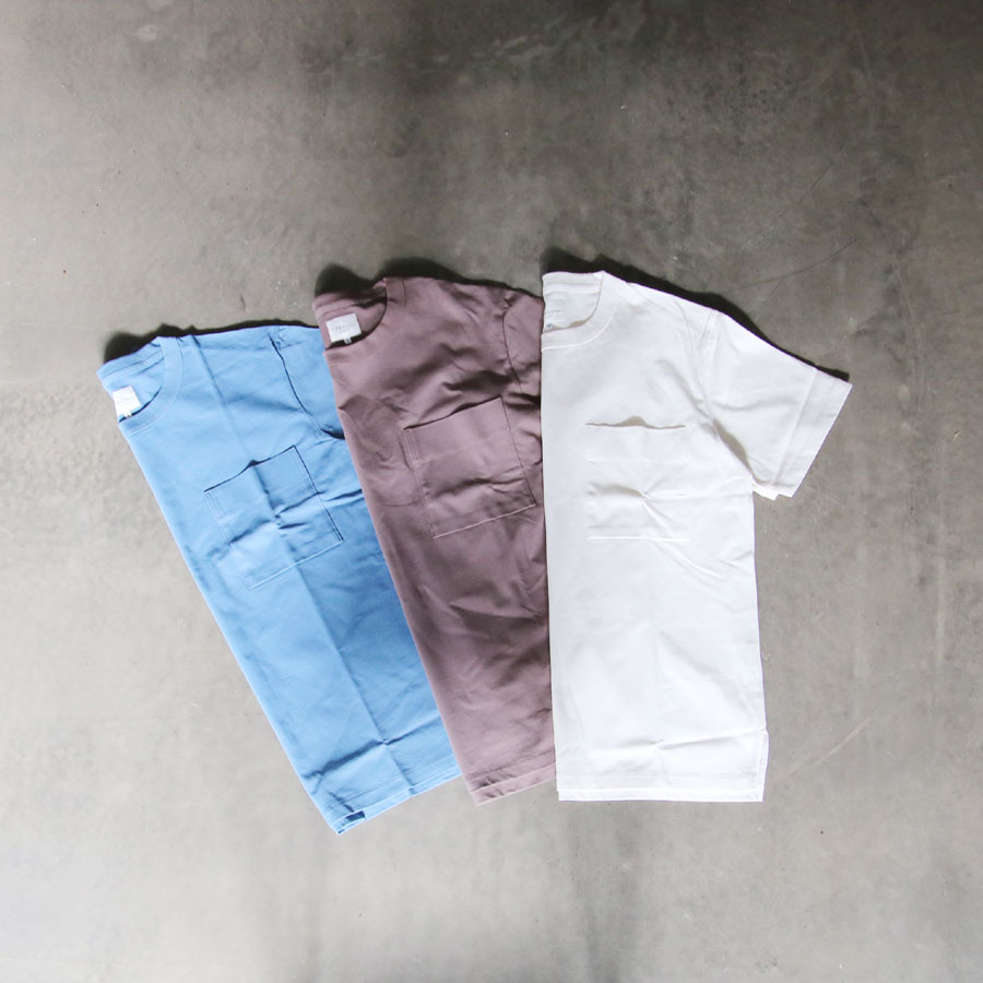 curly,curly cs,カーリー,AZTEC S/S POCKET TEE