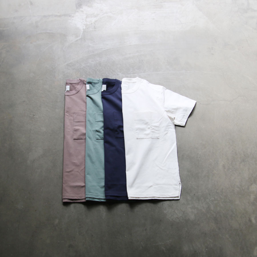 curly,カーリー,CURLY&Co.,AZTEC S/S POCKET TEE
