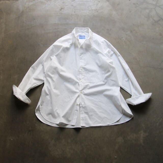 beta post,ベータ ポスト,fly pocket pocket shirt