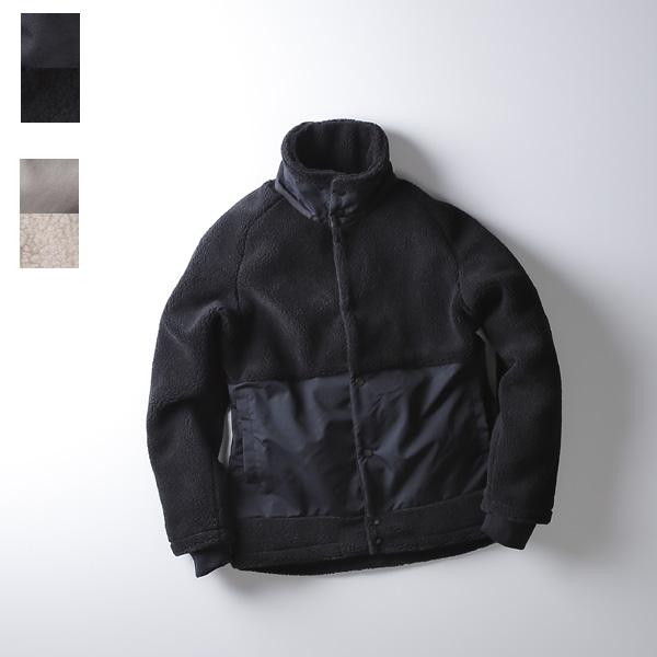CURLY (カーリー) 173-37102 [CLOUDY BOA SC BLOUSON] (2色)