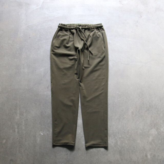 curly,カーリー,CURLY&Co.,clifton mil ez trousers plain,セットアップ