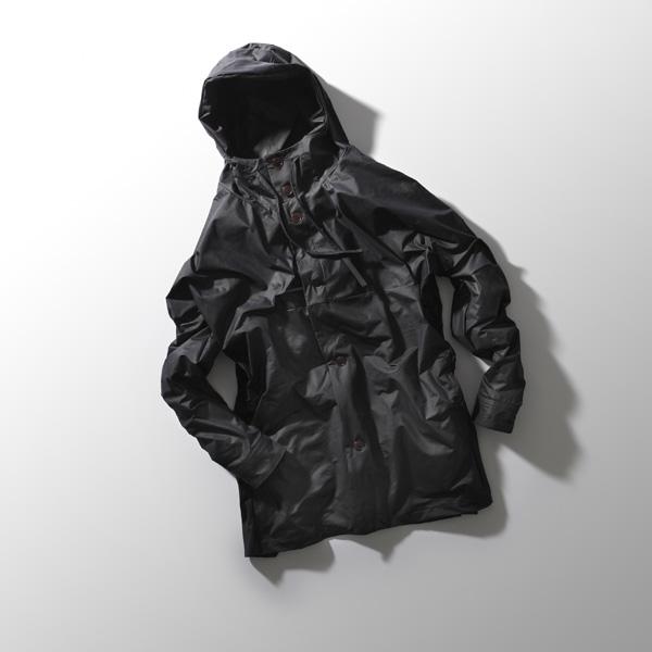 CURLY (カーリー) 161-36031 【LW RATTLE HOODY】 高密度タフタジャージー フーデッドジャケット (2色)