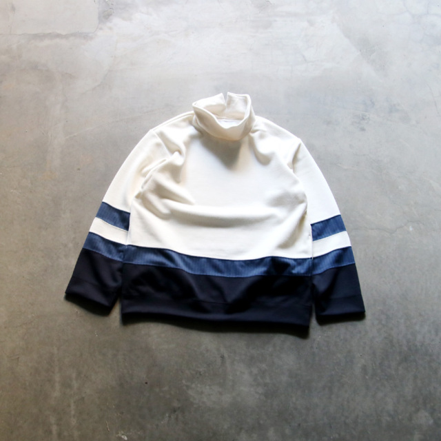 CURLY,カーリー,NYHAVN MOC SWEATER