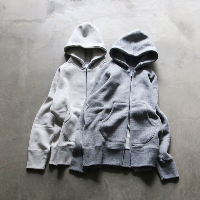 curly,カーリー,CURLY&Co.raffy zip parka